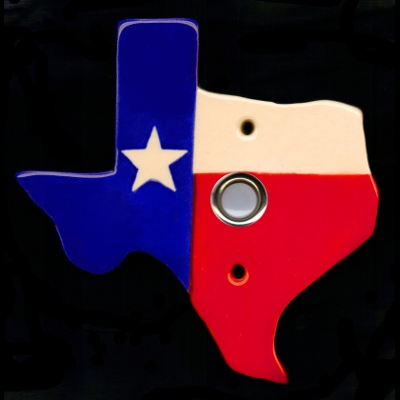 Texas Red White & Blue